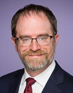 David Bruce, CFO